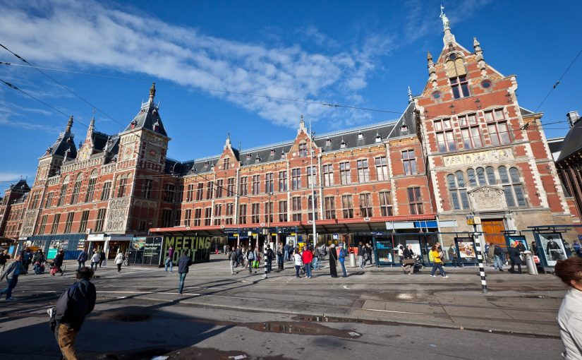 Amsterdam, Centraal