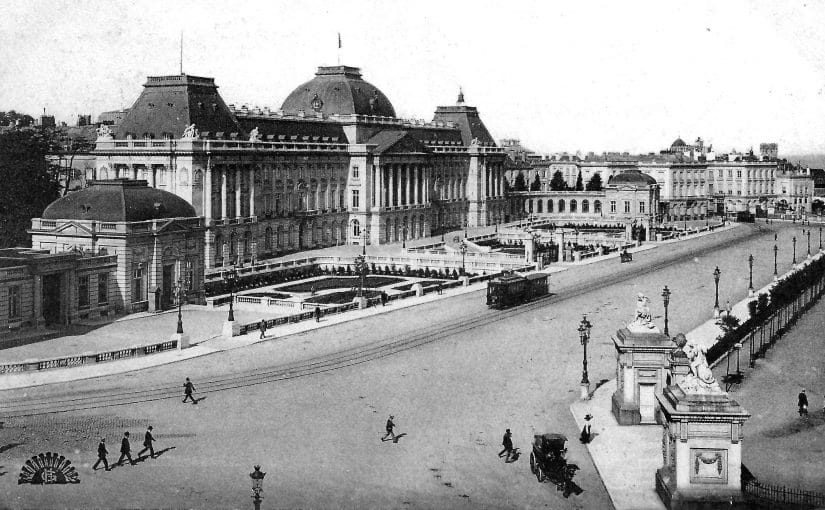 Bruksela Historia
