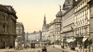 Budapeszt historia