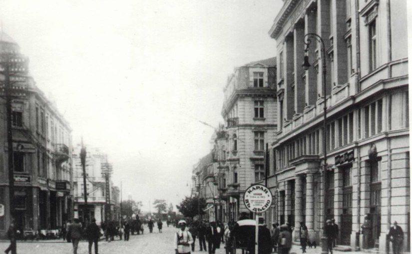 Burgas historia