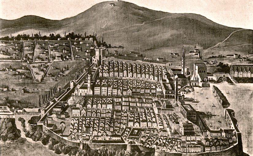 Dubrovnik historia