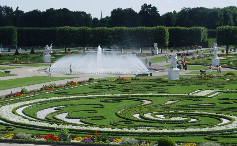 Grosser Garten, Hannover