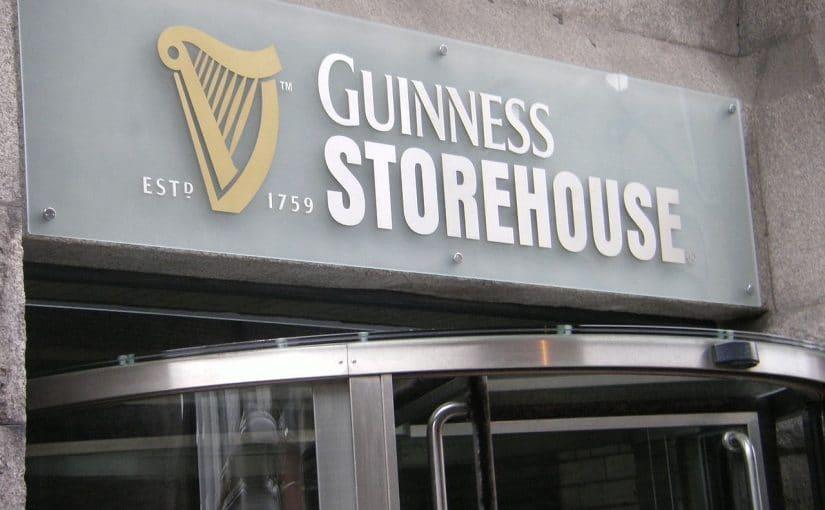 Guiness, Dublin
