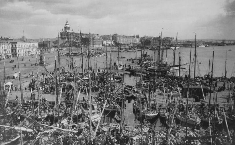 Helsinki historia
