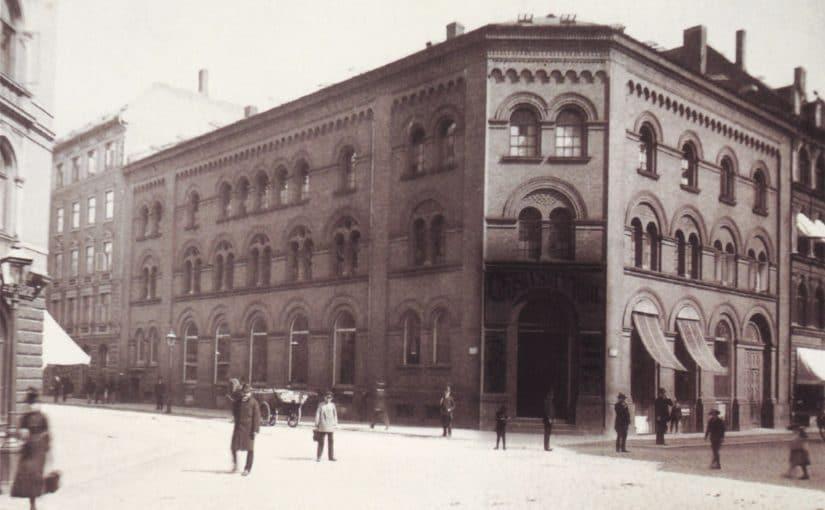 Kopenhaga historia