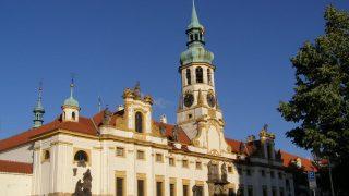Loreta, Praga