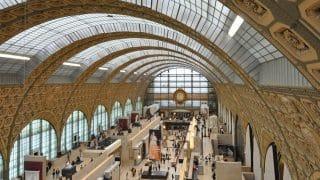 Muzeum d'Orsay, Paryż