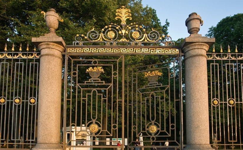 Ogród Letni, Sankt Petersburg