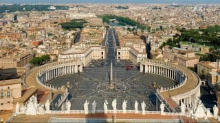 Rzym, Przed