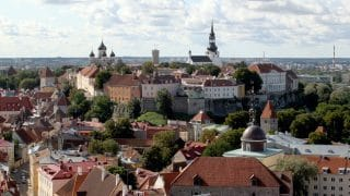 Toompea, Tallin