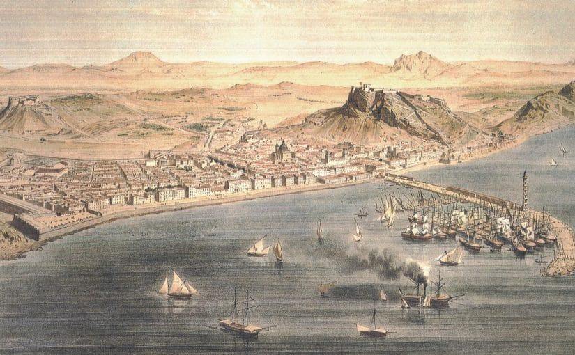 Alicante historia