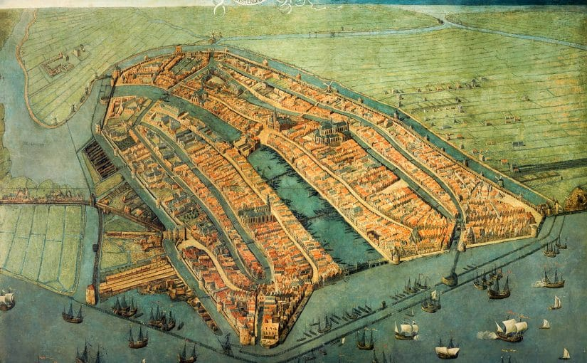 Amsterdam historia