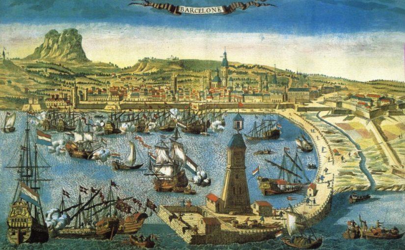 Barcelona historia