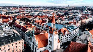 Przed podróżą,Monachium