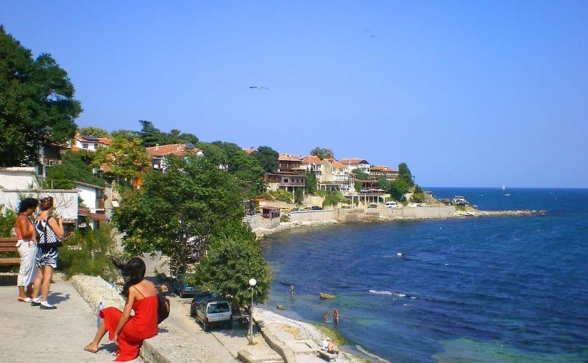 Neseber, Bułgaria