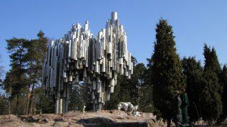 Organy Sibeliusa, Helsinki
