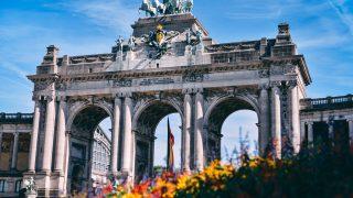 Bruksela Parc du Cinquantenaire