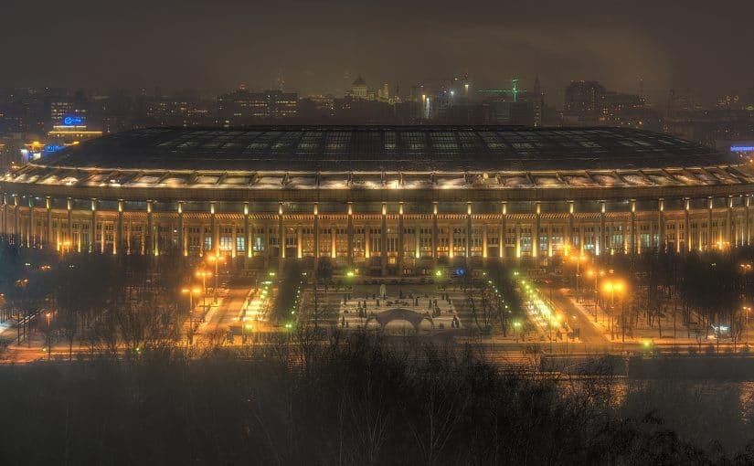 stadion Łużniki Moskwa