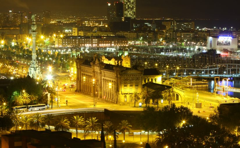 Zycie Nocne, Barcelona