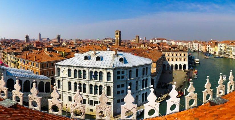 Najciekawsze zabytki Wenecji