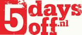 5 days off festival