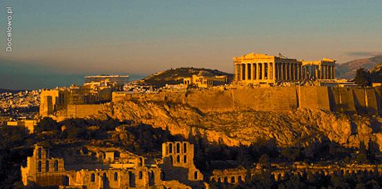Akropol, Ateny, zabytki
