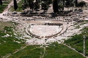 Teatr Dionizosa - Ateny - zabytki
