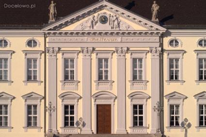 Zamek Bellevue w Berlinie - zabytki