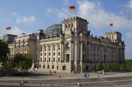 Parlament w Berlinie