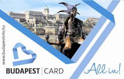 Karta Budapeszt - Budapest Card 2013