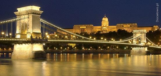Most Łańcuchowy - Budapeszt