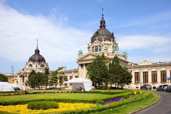 Termy w Budapeszcie
