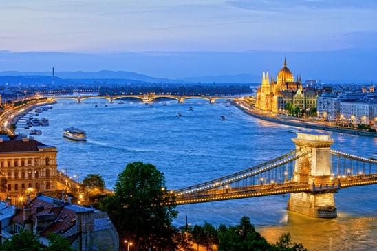 Wyspa Małgorzaty Budapeszt