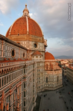 Florencja - katedra - kopuła