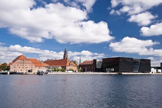 Biblioteka Królewska w Kopenhadze