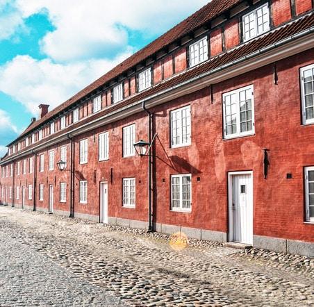 Kastelled - Kopenhaga