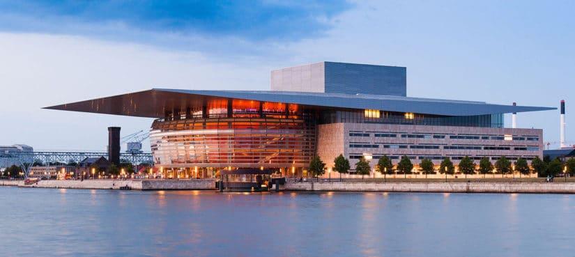 Kopenhaga, Dania, opera
