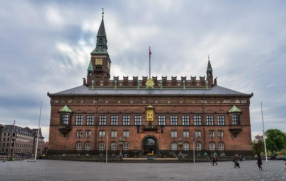 Ratusz - Kopenhaga
