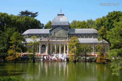 Pałac Kryształowy - Madryt - zabytki