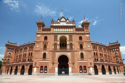 Arena Byków w Madrycie