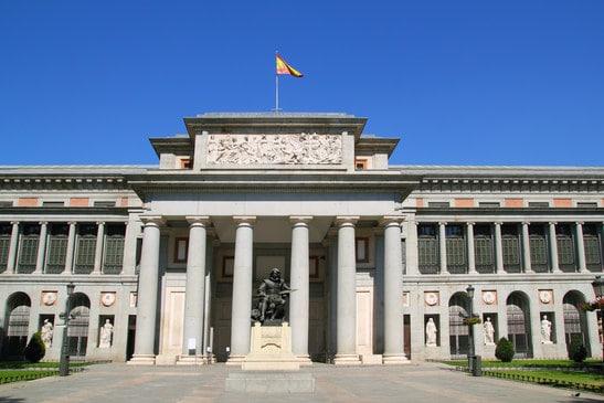 Muzeum Prado Madryt