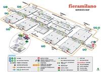 Fieramilano - plan