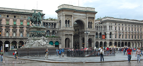 Galeria Mediolan