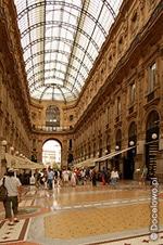 Galeria Vittorio Emanuele II - Medioaln