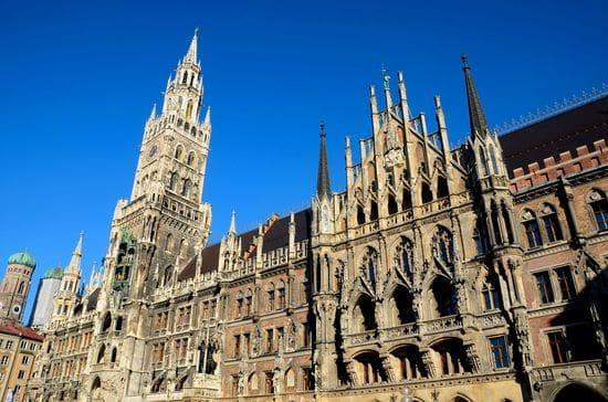 Nowy Ratusz Monachium