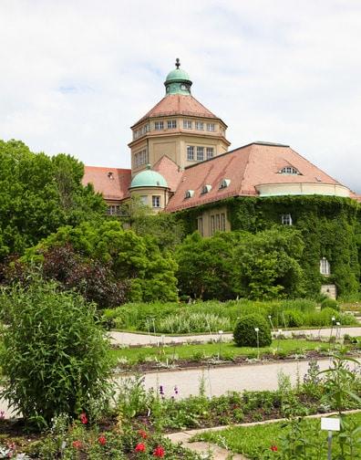 Ogród Botaniczny Monachium-Nymphenburg