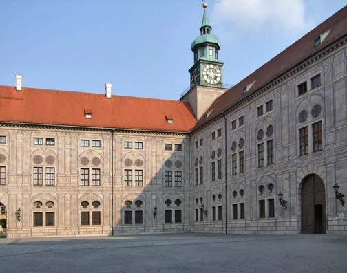 Rezydencja w Monachium