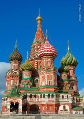 Katedra św. Bazyla w Moskwie
