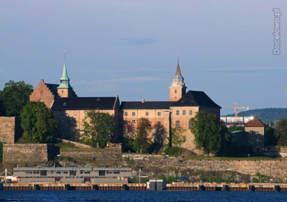 Twierdza Akershus - Oslo - zabytki