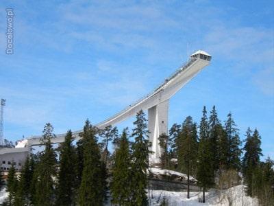 Skocznia Holmenkolen w Oslo